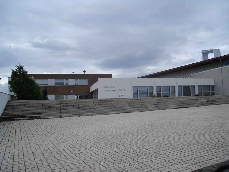 Pavilhão de Feiras e Exposições de Penafiel
