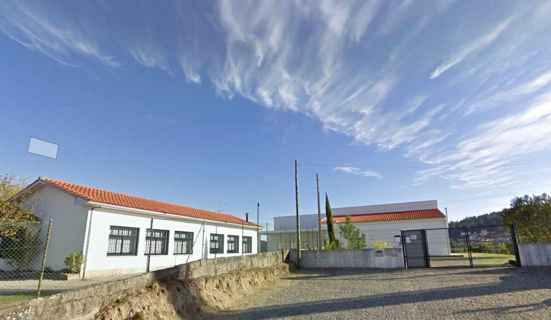 Antiga - Escola Primária de Vila Fria