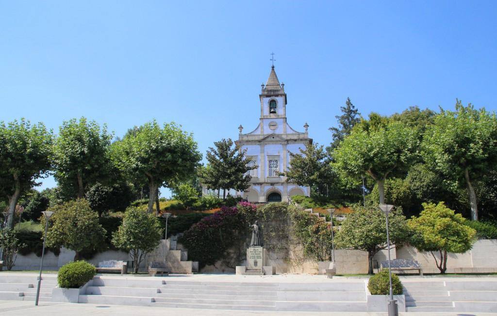 Avenida e Jardim do Senhor dos Aflitos